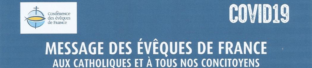 Communiqué Des évêques De France Du 29 Avril 2020