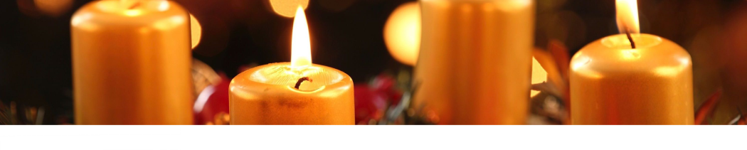 Le sens des quatre bougies de l'Avent